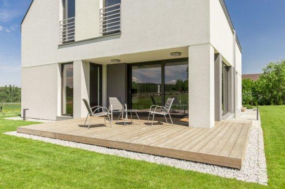 Création et construction de terrasse en bois à Chalon-sur-Saône