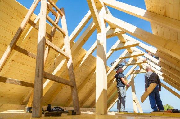 Rénovation de charpente en bois de maison à Chalon-sur-Saône