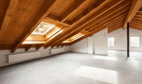 Aménagement de combles d'une maison à Chalon-sur-Saône